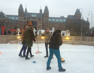 winter social event amsterdam