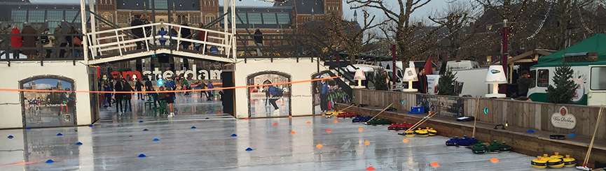 Fun Curling Amsterdam Be There Events En